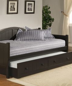 Black Staci Daybed