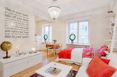 Vivid Studio Condominium In Sweden