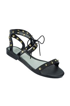 Artemis Studded Vegan Sandal by Jason Wu - Melissa Shoes
