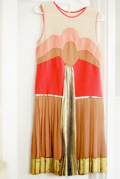Jill Stuart dress on Sterling Style Looks Style, Style Me, Top Mode, Vogue, Ao Dai, Mode Inspiration, Dress Me Up, Nye Dress, Look Cool