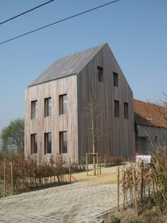 VERBOUWING HOEVE MEV / Made Architects