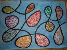Motor Activities, Kandinsky, Art Plastique, Art School, Doodle Art, Modern Art, Projects To Try, Arts And Crafts, Doodles