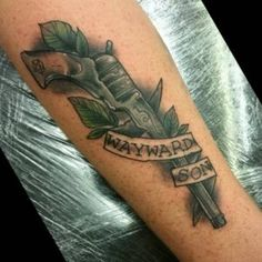 32 Supernatural Tattoo Designs - Anti-Possession Tattoo Meaning Supernatural Angels, Supernatural Bloopers, Supernatural Tumblr, Supernatural Tattoo, Supernatural Imagines, Supernatural Wallpaper, Unique Tattoos, Cool Tattoos, Anti Possession Tattoo