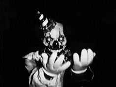 scary gif Black and White creepy horror black and white gif terror scary gif horror gif creepy gif terror gif creepy clown creepy clown gif