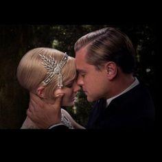 The Great Gatsby Bridal Flower Pearl Hair Tiara Crown Rhinestone Crystal greatgatsby 20s pearl gift