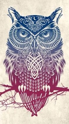 Customize your iPhone 5 with this high definition Tribal owl wallpaper from HD Phone Wallpapers! Image Swag, Buho Tattoo, Tattoo Owl, Owl Tattoos, Calf Tattoo, Owl Wallpaper, Tribal Wallpaper, Owl Print, Oeuvre D'art