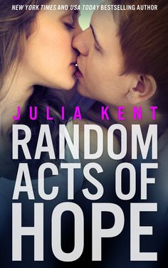 Price drop! Random Acts of Hope (Random Series #4) by Julia Kent 4.9 Stars! $0.99 www.amazon.com/gp/product/B00JH2B2M2/ A romantic rock n roll comedy Sign up and check out all of today's kindle deals & freebies http://mad.ly/signups/89856/join