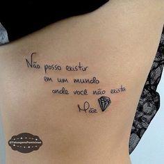 Tatuagem Mae E Filha Iguais Pesquisa Google Tatto Tattoos