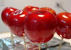 Manzanas Confitadas....... ideales para alegrarme...