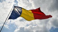 Romanian flag by Otilia Popa - Photo 117091039 - Romanian Flag, Ashkenazi Jews, 23 And Me, Christmas Tree Crafts, My Ancestors, Moldova, European Countries, Soviet Union, After Dark