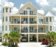 Sandcastle Vacation Rental - VRBO 298423 - 5 BR Navarre Beach House in FL, Book Fall Vacations Now or See Our Destin Beach House for June/July