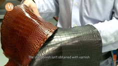 How is a Hermès leather strap crafted, part 1 ✄ http://www.youtube.com/watch?v=eaADWGGKMSM