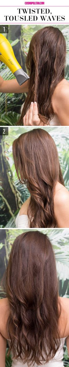 cool 15 Super-Easy Hairstyles for Lazy Girls Who Can't Even