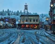 The Best Main Street in America Has Been Selected! Placerville, CA in the top ten!  What a great town to get married at!