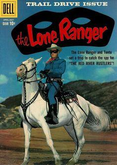 Lone Ranger Dell 127