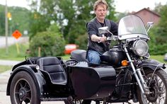 A diesel motorcycle - Features - Harley-Davidson Trike - Cycle Canada