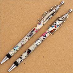 kawaii Sentimental Circus Ballpoint pen with charm