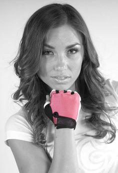 Weightlifting gloves for women foto - 1