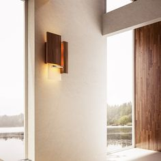 New Cerno Vesper sconce #modern #interiordesign Disponible en Ilumitec Design Center  (507) 203-8300