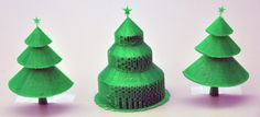 """""""Genetic study sheds light on how mosquitoes transmit malaria""""  Just in time for Christmas, SFU computing science professor Richard Zhang reveals how to print a 3D Christmas tree efficiently and with zero material waste, using the world's first algorithm for automatically decomposing a 3D object into what are called pyramidal parts.  A pyramidal part has a flat base with the remainder of the shape forming upwards over the base with no overhangs, much like a pyramid.   http://bit.ly/1A4U0r4"""
