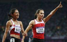 Olimpiyatların bitmesine iki gün kala yüzümüz onlarla güldü. Kadınlar 1500 metre finalinde Aslı Çakır Alptekin 4:10.23'lük derecesiyle birinci olurken, Gamze Bulut da 4:10.40 ile ikinci sırayı elde etti. 2012 Londra Olimpiyatları biterken dereceye giren sporcularımız da alacakları ikramiyeler de netleşmiş oldu.