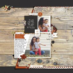 Fall Is For Digital Scrapbook Collection - Sahin Designs - Dunia Designs