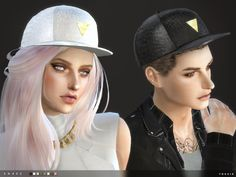 The Sims Resource: Snake Snapback by toksik • Sims 4 Downloads