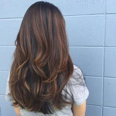 60 Trendy Designs for Dark and Light Brown Hair with Highlights — Modern Classics Check more at http://hairstylezz.com/best-dark-and-light-brown-hair-highlights-styles/
