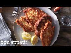 Crispy Chicken Cutlet | Bon Appetit - YouTube