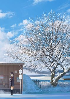 Manga / Anime Winter