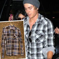 Se joga na camisa xadrez! #moda #fashion #estilo