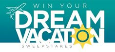 Win your Dream Vacation #sweepstakes #RCIDreamVacay ends June 18th