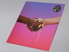 NMBRS 001 album cover - Thomas Traum