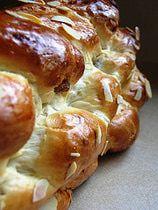 Czech Christmas Bread Recipe - Vanocka