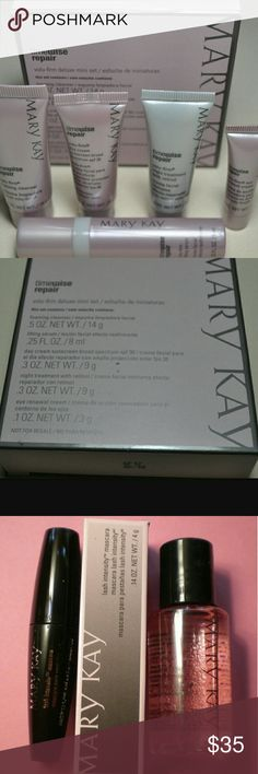 Timewise repair travel set Bbb Mary Kay Other