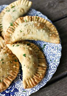 14 different types of empanadas