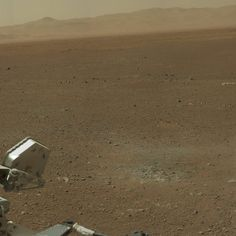 Reprogrammed Mars rover getting ready to roll (Photo: NASA / JPL-Caltech / MSSS)