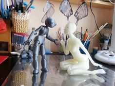This is What Happens When you Give a Doll Maker a 3D Printer