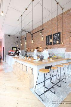 Gorgeous coffee spot