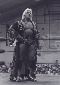Classic wrestlers and classic wrestling. Back when the WWE was the WWF, WCW, Indy promotions and more. British Wrestling, Nwa Wrestling, Wrestling Posters, Wrestling Superstars, Wwe Pictures, Ric Flair, Wwe Wrestlers, Professional Wrestling, Back In The Day