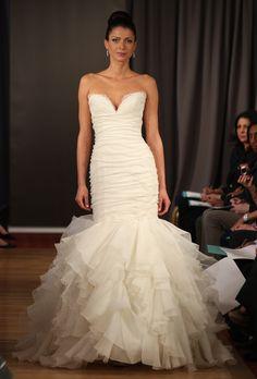 Brides: Ines Di Santo - Spring 2013 :  Drop dead gorgeous!