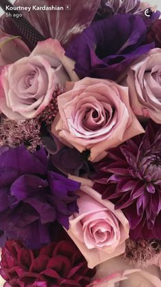 Find images and videos about pink, flowers and rose on We Heart It - the app to get lost in what you love. Purple Love, Purple Rain, Lilac, Lavender, Flower Video, Planting Flowers, Garden Design, Diy Projects, Layout