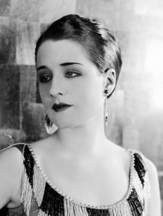 Norma Shearer in the lost film A Slave of Fashion, 1925