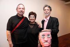 Paulo Pasta, Vilma Eid e Julio Villani