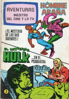 Aventuras Ineditas del Cine y la Tv. Editorial Dela Zeta (España-1980)
