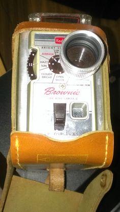 kodak Brownie camera from the 60's!