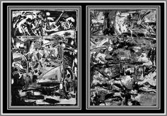 """""""The Sadness of the Moon"""" and """"Black Surf"""" 