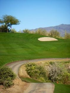 Rancho Manana Golf Club in Cave Creek -- Just 10 minutes from our Lone Mountain Community