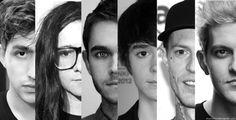 Porter Robinson, Skrillex, Zedd, Madeon, Deadmau5, Dillon Francis