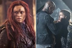 The 100 Season 3 Premiere Photos || Some very minor spoilers in this, but OH MY GODS